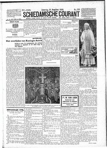 Schiedamsche Courant 1935-08-31