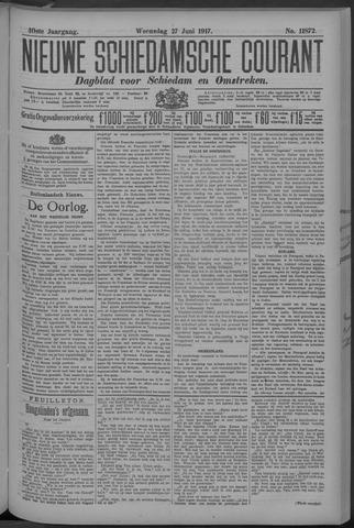Nieuwe Schiedamsche Courant 1917-06-27
