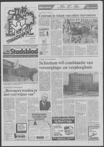 Het Nieuwe Stadsblad 1990-03-21