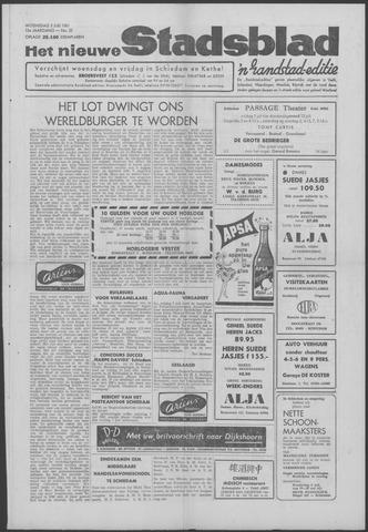 Het Nieuwe Stadsblad 1961-07-05