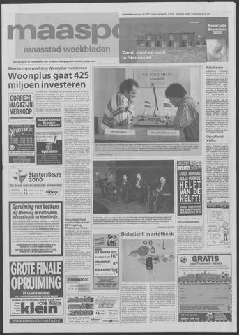 Maaspost / Maasstad / Maasstad Pers 2000-03-08