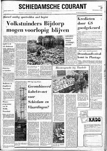 Rotterdamsch Nieuwsblad / Schiedamsche Courant / Rotterdams Dagblad / Waterweg / Algemeen Dagblad 1974-09-02