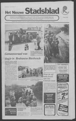 Het Nieuwe Stadsblad 1977-09-07