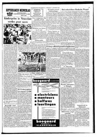 Rotterdamsch Nieuwsblad / Schiedamsche Courant / Rotterdams Dagblad / Waterweg / Algemeen Dagblad 1964-08-05