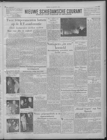 Nieuwe Schiedamsche Courant 1949-08-26