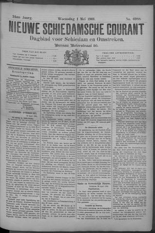 Nieuwe Schiedamsche Courant 1901-05-01