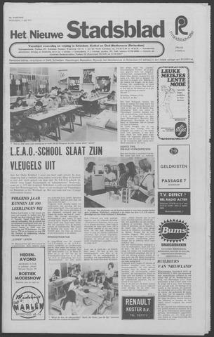 Het Nieuwe Stadsblad 1971-05-05