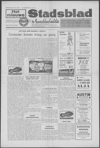 Het Nieuwe Stadsblad 1960-08-31