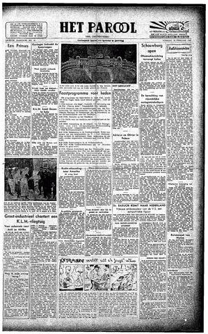 Rotterdamsch Parool / De Schiedammer 1947-02-18