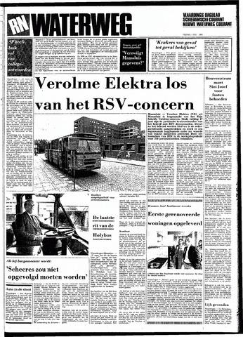 Rotterdamsch Nieuwsblad / Schiedamsche Courant / Rotterdams Dagblad / Waterweg / Algemeen Dagblad 1983-07-01