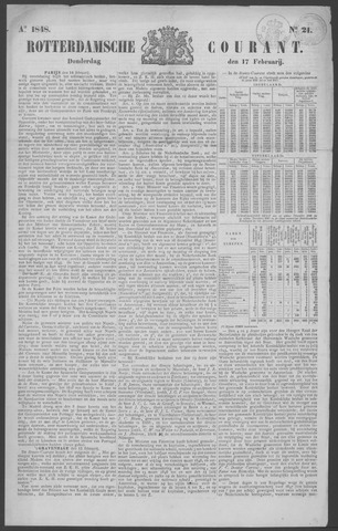 Rotterdamse Courant 1848-02-17