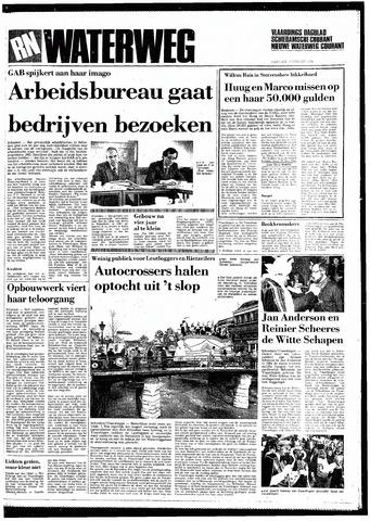Rotterdamsch Nieuwsblad / Schiedamsche Courant / Rotterdams Dagblad / Waterweg / Algemeen Dagblad 1985-02-18