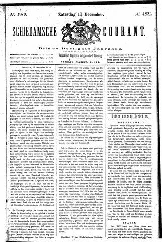 Schiedamsche Courant 1879-12-13