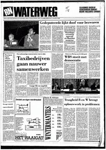 Rotterdamsch Nieuwsblad / Schiedamsche Courant / Rotterdams Dagblad / Waterweg / Algemeen Dagblad 1987-12-18