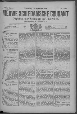 Nieuwe Schiedamsche Courant 1901-12-18