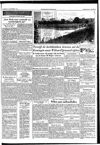 Rotterdamsch Nieuwsblad / Schiedamsche Courant / Rotterdams Dagblad / Waterweg / Algemeen Dagblad 1953-11-14