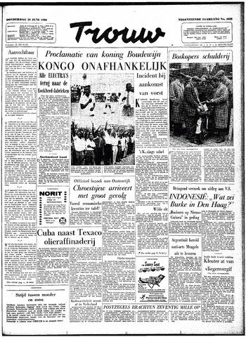 Trouw / De Rotterdammer 1960-06-30