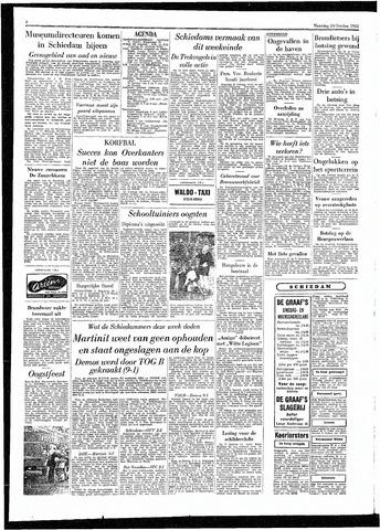 Rotterdamsch Parool / De Schiedammer 1955-10-24