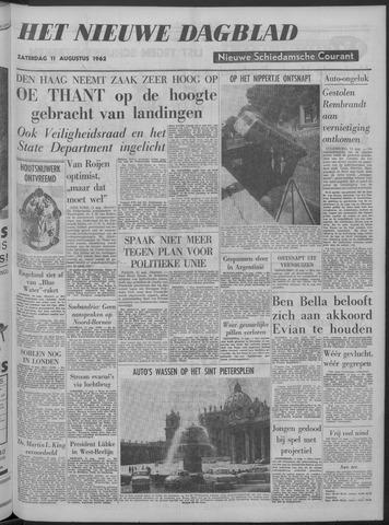 Nieuwe Schiedamsche Courant 1962-08-11