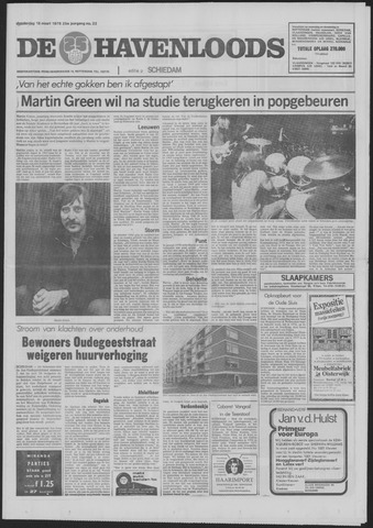 De Havenloods 1976-03-18