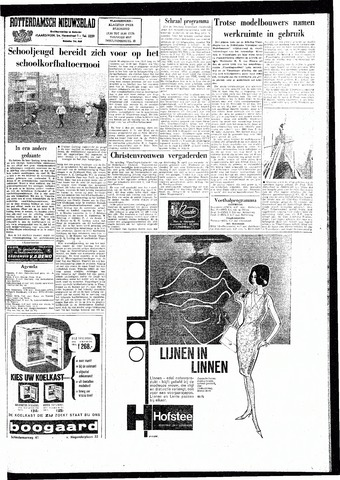 Rotterdamsch Nieuwsblad / Schiedamsche Courant / Rotterdams Dagblad / Waterweg / Algemeen Dagblad 1964-04-10