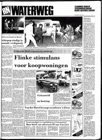 Rotterdamsch Nieuwsblad / Schiedamsche Courant / Rotterdams Dagblad / Waterweg / Algemeen Dagblad 1983-05-02