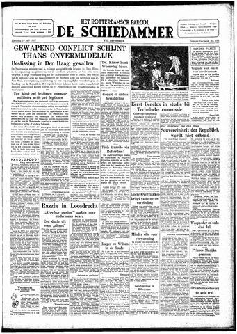 Rotterdamsch Parool / De Schiedammer 1947-07-19