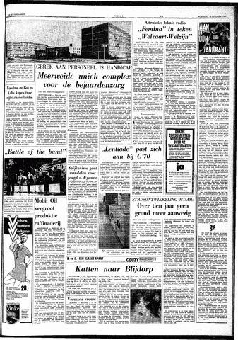Trouw / De Rotterdammer 1969-09-10