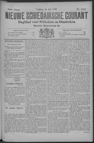 Nieuwe Schiedamsche Courant 1897-07-16