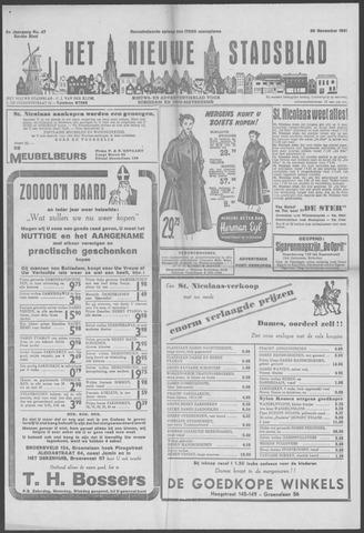 Het Nieuwe Stadsblad 1951-11-30