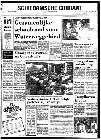 Rotterdamsch Nieuwsblad / Schiedamsche Courant / Rotterdams Dagblad / Waterweg / Algemeen Dagblad 1980-09-24