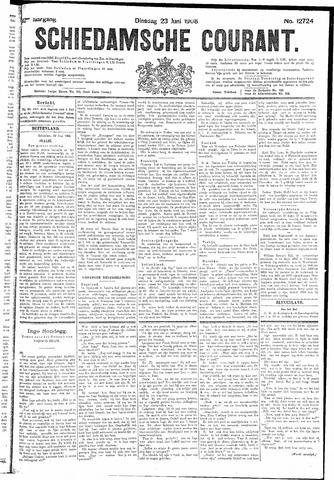 Schiedamsche Courant 1908-06-23
