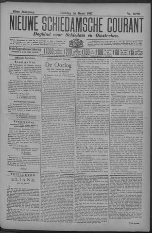 Nieuwe Schiedamsche Courant 1917-03-20
