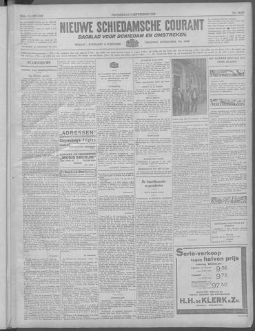 Nieuwe Schiedamsche Courant 1932-09-01