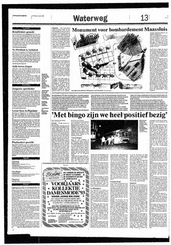 Rotterdamsch Nieuwsblad / Schiedamsche Courant / Rotterdams Dagblad / Waterweg / Algemeen Dagblad 1993-03-02