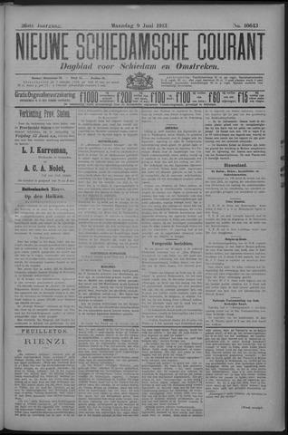 Nieuwe Schiedamsche Courant 1913-06-09