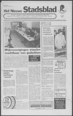 Het Nieuwe Stadsblad 1973-02-07