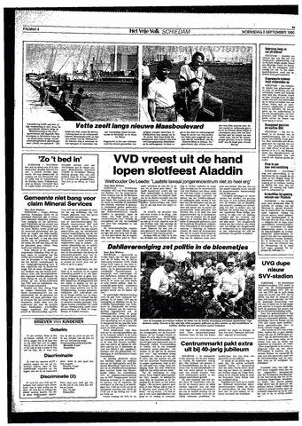 Het Vrije volk 1990-09-05