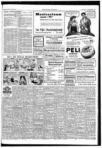 Rotterdamsch Nieuwsblad / Schiedamsche Courant / Rotterdams Dagblad / Waterweg / Algemeen Dagblad 1953-09-07