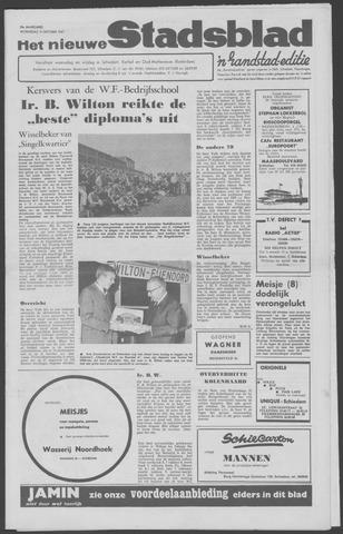 Het Nieuwe Stadsblad 1967-10-11
