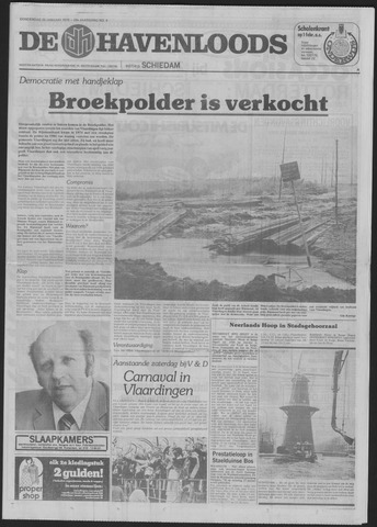 De Havenloods 1979-01-25