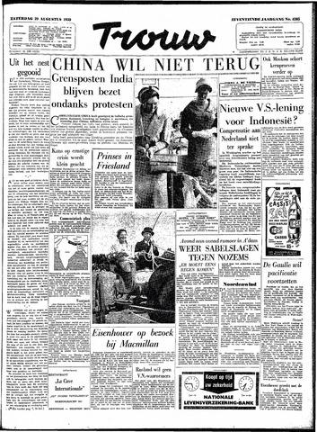 Trouw / De Rotterdammer 1959-08-29