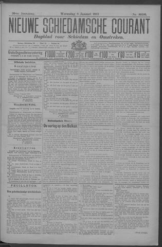 Nieuwe Schiedamsche Courant 1913-01-08