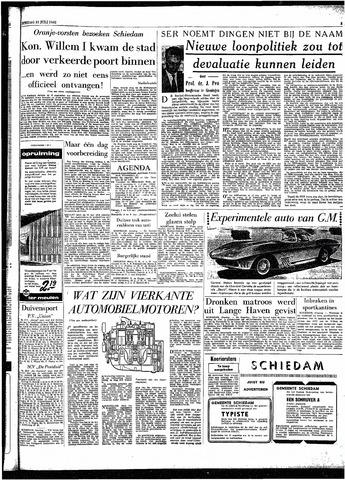 Rotterdamsch Parool / De Schiedammer 1962-07-31