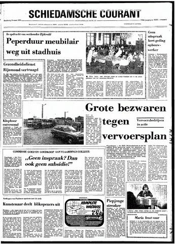 Rotterdamsch Nieuwsblad / Schiedamsche Courant / Rotterdams Dagblad / Waterweg / Algemeen Dagblad 1979-03-15