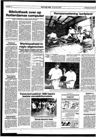 Het Vrije volk 1988-06-10