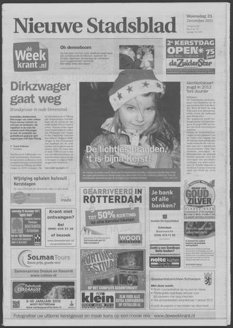 Het Nieuwe Stadsblad 2011-12-21