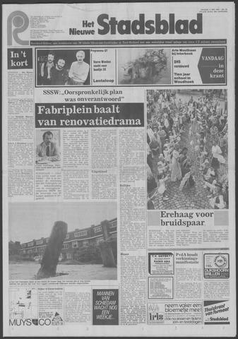 Het Nieuwe Stadsblad 1984-05-11