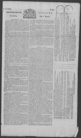 Rotterdamse Courant 1840-03-07