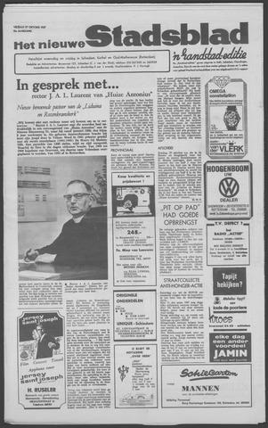 Het Nieuwe Stadsblad 1967-10-27